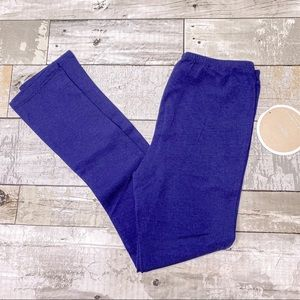 Egg by Susan lazar baby boot leggings navy NWT